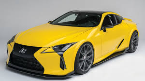 lexus hatchback modded modified lexus lc 500 can handle over 900 hp