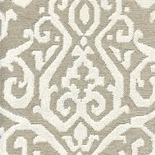 ivory upholstery fabric tibet pebble ivory aztec contemporary chenille upholstery fabric