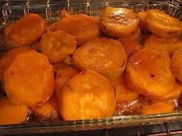 betty s candied sweet potatoes yams