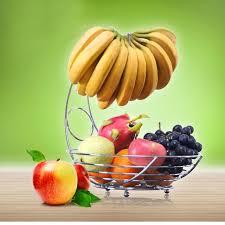 metal fruit basket superior metal fruit basket banana rack fruit rack storage basket