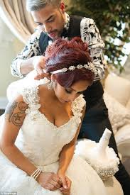 Photo Albums For Wedding Pictures Snooki And Jionni Share A Look At Their Wedding Photo Album