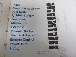 28 johnson evinrude service manual 40 hp j40pl4st 40 hp