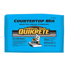 Countertop Store Quikrete 80 Lb Commercial Grade Countertop Mix 1106 80 The Home