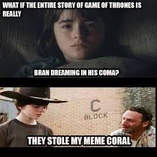 What If Meme - bran meme