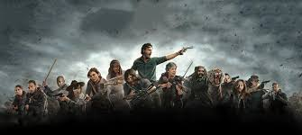 the walking dead season episode and cast information amc
