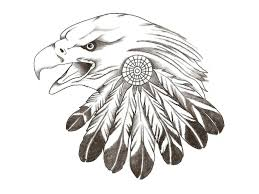 small tribal eagle tattoo in 2017 real photo pictures images