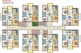 1600 sq ft 3 bhk 3t apartment for sale in aditya construction