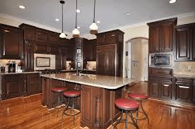 rose gold appliances small mobile kitchen islands cottage bronze chandelier simple