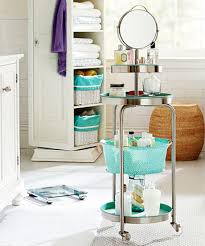 Bathroom Counter Organizers Easy Bathroom Counter Storage Ideas Transform Bathroom Design