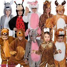 kids animal jumpsuits zoo book week nativity girls boys fancy