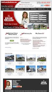Real Estate Bio Templates by What Does A Great Real Estate Landing Page Look Like With Examples