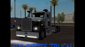 kenworth custom parts american truck simulator kenworth w900 scs extra parts haulin