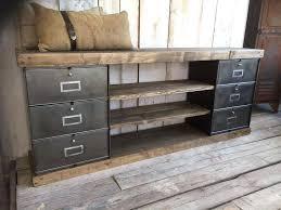 bureau m al bureau caruso style industriel en bois et metal sty mal d co n o 0