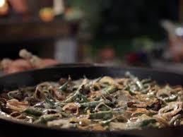 turkey and mushroom gravy recipe green bean casserole with homemade mushroom gravy recipe guy