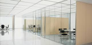 wall partition vision glass partition walls by citterio officefurnitureitaly
