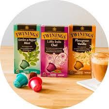 twinings tea pods