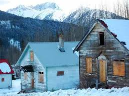 abandoned town for sale bradian a ghost town in british columbia on the market for just