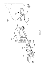patent us20120309214 aircraft power receptacle protection system