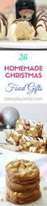Homemade Christmas Ideas by Best 25 Christmas Food Gifts Ideas On Pinterest Sweets