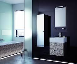 unique corner bathroom vanity ideas with rustic oak wooden wine