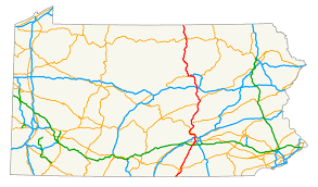 Map Of Harrisburg Pa U S Route 15 In Pennsylvania Wikipedia