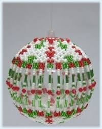 free patterns beaded ornaments check them out free