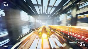 i hadn u0027t heard of nintendo switch racing game fast rmx is a great riff on f zero and