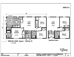 floor plans for ranch homes manorwood ranch u0026 cape homes tiffany mw418a find a home