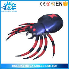 halloween inflatable spider halloween inflatable spider suppliers