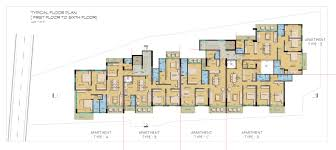 typical floor plan typical floor plan skyline kotte