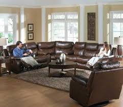 Dallas Sectional Sofa Dallas Top Grain Leather Sectional Sofa Set Tobacco Catnapper