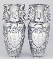 Silver Vases 125 Best Silver Antique Vases Images On Pinterest Antique Vases