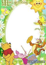 frame free download winnie pooh bear photoshop kopona