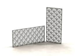 deco plaque metal panneaux décoratifs 100 made in france racken métal