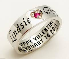 personalized rings for personalized promise rings wedding promise diamond engagement