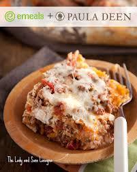 Paula Deen Southern Thanksgiving Recipes Paula Deen U0027s The Lady And Sons Lasagna Recipe Paula Deen