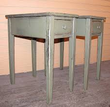 distressed wood end table end tables distressed white side table ideas distressed white wood