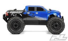 proline pro mt 2wd 1 10 monster truck kit rc hobbies