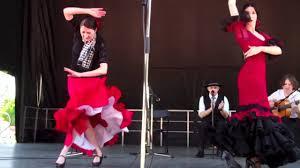 flamenco dance u0026 guitar spain at european festival 2012 vancouver