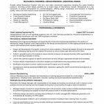 Sample Resume For Ojt Mechanical by Sample Resume For Ojt Mechanical Engineering Students Resume