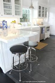 Slate Floor Kitchen by 44 Best Slate Kitchen Floor Images On Pinterest Slate Flooring