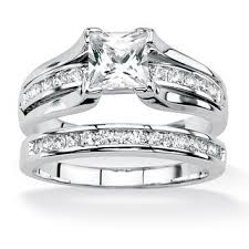 princess cut cubic zirconia wedding sets 20 best rings images on cubic zirconia engagement