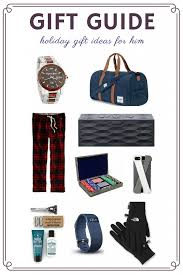 lil gift guide 2015 for him in