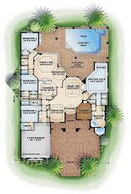 100 mediterranean home floor plans mediterranean house