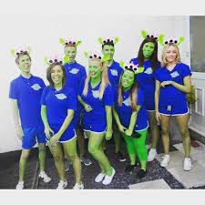 Rex Halloween Costume Toy Story 59 Creative Homemade Group Costume Ideas Group Halloween