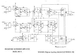 magnatone 260 a service manual download schematics eeprom