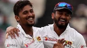 sri lankan l india v sri lanka 1st test day 1 highlights lakmal floors ind