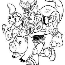 toy story alien coloring page meet hamm the pig in toy story coloring page meet hamm the pig in