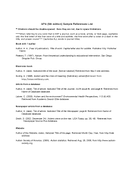 Sample Reference List For Resume by Reference List Template 6 Free Templates In Pdf Word Excel