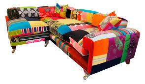 sofa bunt multi colored sofas revistapacheco